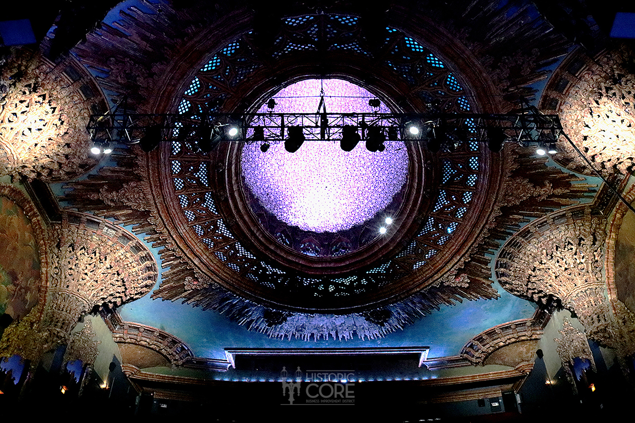 Inside the United Artists Theatre